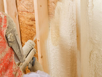 foam insulation benefits for Maine homes